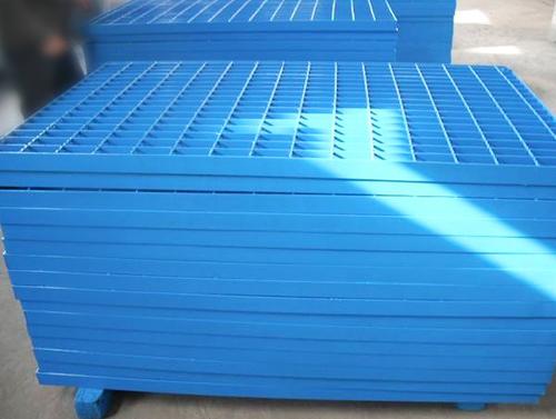 浸漆钢格板